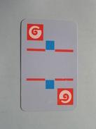 G Generale Bank : JOKER ( Detail - Zie Foto´s Voor En Achter ) !! - Playing Cards (classic)