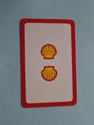 SHELL : JOKER ( Detail - Zie Foto´s Voor En Achter ) !! - Kartenspiele (traditionell)