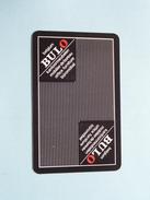 BULO Belgium Kantoormeubelen : JOKER ( Detail - Zie Foto´s Voor En Achter ) !! - Playing Cards (classic)