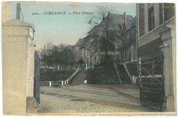 CPA COBLENCE - KOBLENZ - Fort Drouot - Koblenz