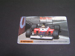 JAPAN Cars Racing F1. - Automobili