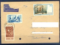 D380- Postal Used Cover Post From Germany To Pakistan. - Germany