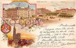 67 - Strasbourg - Strassburg - Hotel Pfeiffer - Strasbourg