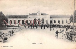 70 - Gray - La Gare - Gray