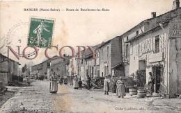 70 - Barges - Route De Bourbonne Les Bains - France