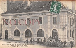70 - Luxeuil Les Bains - Nouvel Hôtel Des Postes - 1910 - Luxeuil Les Bains