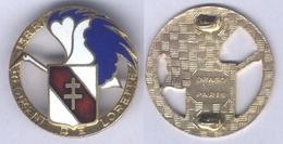 Insigne Du 158e Régiment D'Infanterie - Régiment De Lorette - Armée De Terre