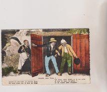 (R5) Illustrateur  ?  Attends Mon Vieux  ! Quand J'y Descends , Je Marche Droit - Illustrators & Photographers