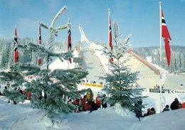 1 AK Norwegen * Holmenkollen Ski Jump - World Ski Championship 1982 - Norvège