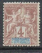 DIEGO-SUAREZ N°27 N* - Unused Stamps