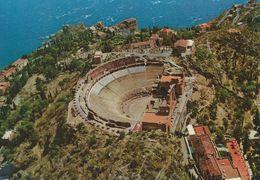 Taormina - Teatro Greco.  Italy.  # 06436 - Italy