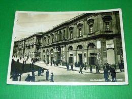Cartolina Caltanissetta - Municipio 1948 - Caltanissetta