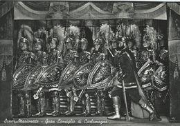 Super Marionette - Gran Consiglio Di Carlomagno.     Italy.  # 06446 - Unclassified