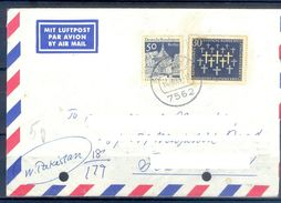 D393- Postal Used Cover Post From Germany To Pakistan. - Germany
