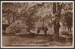 The Clachan, Empire Exhibition, Scotland, 1938 - Valentine's RP Postcard - Exhibitions