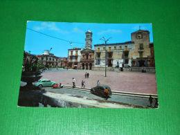 Cartolina Ruvo Di Puglia - Piazza Regina Margherita 1969 - Bari