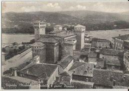 VIGNOLA (MODENA) CASTELLO E FIUME PANARO -FG - Modena