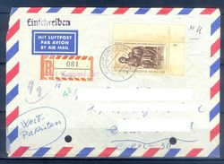 D396- Postal Used Cover Post From Germany To Pakistan. - Germany