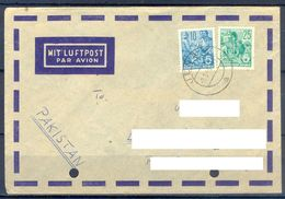 D399- Postal Used Cover Post From Germany To Pakistan. - Germany