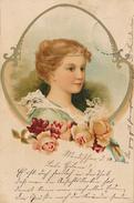 WENDESSEN - 1900 , Junge Frau - Greetings From...