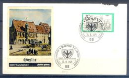D411- FDC Of Germany. - Germany