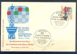 D413- FDC Of Germany. - Germany