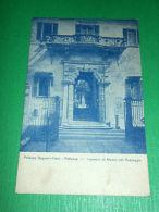 Cartolina Pallanza - Palazzo Dugnani Viani - Ingresso Al Museo Del Paesaggio - Verbania