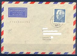 D425- Postal Used Cover Post From Germany To Pakistan. - Germany