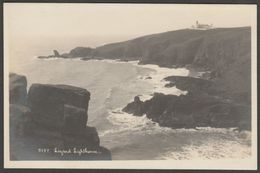 Lizard Lighthouse, Cornwall, C.1920s - Hawke RP Postcard - Other