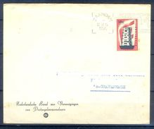 D432- Postal Used Cover Post From Germany. Joint Issue. EUROPA. - Germany