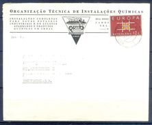 D433- Postal Used Cover Post From Germany. Joint Issue. EUROPA. - Germany