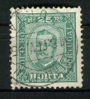 HORTA (  POSTE ) : Y&T N°  5  TIMBRE  TRES  BIEN  OBLTERE   , A  VOIR . - Horta