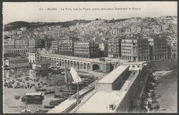La Ville, Vue Du Phare, Partie Centrale, Alger, Algerie, C.1910 - Régence CPA - Algiers