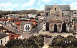 ¤¤  -  1   -  CHALLANS  -  Eglise Notre-Dame Et Vue D'ensemble  -  ¤¤ - Challans