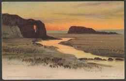 Perranporth, Cornwall By I Kirkpatrick, C.1910 - Faulkner Postcard - Other