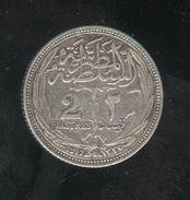 2 Piastres Egypte 1917 - Egipto