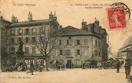 CANTAL  AURILLAC   Avenue Gambétta - Aurillac