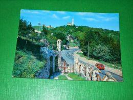 Cartolina Monte Terminillo - Panorama 1968 - Rieti