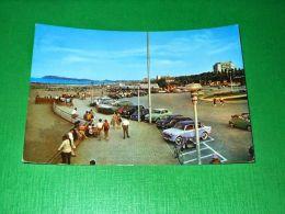 Cartolina Riccione - Piazzale Roma 1964 - Rimini