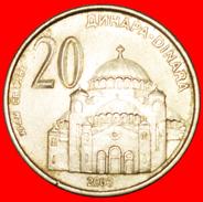 § TEMPLE: SERBIA ★ 20 DINAR 2003! LOW START★ NO RESERVE! - Serbie