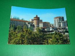 Cartolina Lodi - Panorama 1966 - Lodi