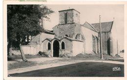 Cpsm 79  Lhoumois église - Autres Communes