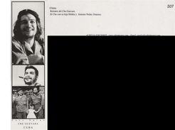 Marque Page CHE GEVARA Acheté à CUBA - Bookmarks