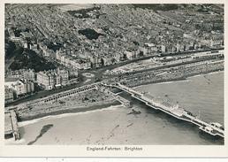 ENGLAND Fahrt  - LZ 127 Graf Zeppelin - Brighton - Dirigibili