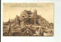 Ieper Ypres Souvenir De La Guerre 1914-18 Yser 7 Vallée De L'yser - Ieper