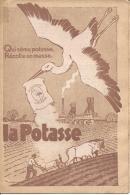 Document Sur LA POTASSE - Publicités