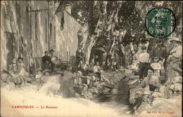 83 - CARNOULES - Ruisseau - Lavandières - Laveuses - Lavoir - France