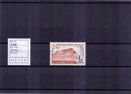 Luxemburg - Internationales Rotes Kreuz 1963 (**/MNH) - Nuovi