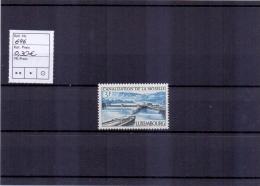 Luxemburg - Eröffnung Des Neuen Mosel - Schifffahrtsweg 1964 (**/MNH) - Lussemburgo