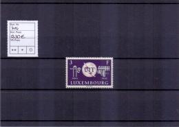 Luxemburg - Internationale Fernmeldeunion 1965 (**/MNH) - Nuovi